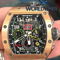 Richard Mille RM 11-02 Or rose RM 011