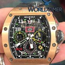 Richard Mille RM 11-02 Roségoud RM 011