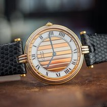 Cartier Trinity occasion 30mm Or jaune