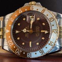 Rolex 1675 Stål GMT-Master 40mm