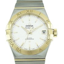 Omega Constellation Men 38mm Stříbrná