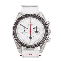 Omega 311.32.42.30.04.001 Aço Speedmaster Professional Moonwatch 40mm