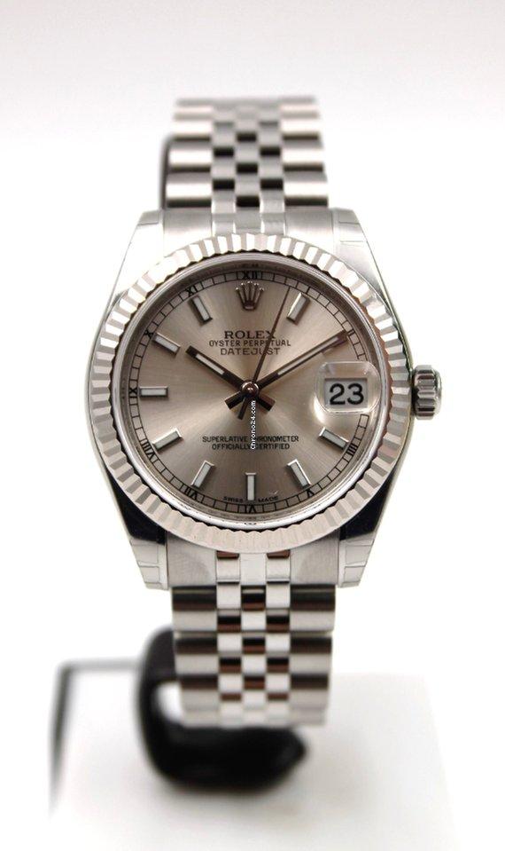 Rolex Datejust 178274 31mm 2019