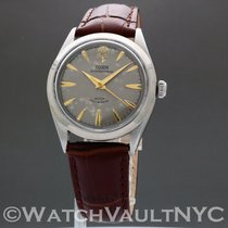 Tudor Oyster Prince Steel 34mm Grey United States of America, New York, White Plains