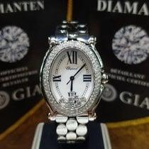 Chopard Happy Sport nieuw Quartz Horloge met originele doos en originele papieren 27/8937-23