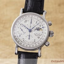 Chronoswiss Acier 38mm Remontage automatique CH7523 occasion