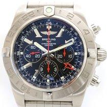 Breitling Chronomat GMT pre-owned 48mm