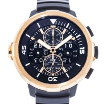 IWC Aquatimer Perpetual Calendar Digital Date-Month 49mm Black United States of America, Georgia, Atlanta