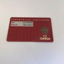 Omega Seamaster Planet Ocean Chronograph 2210.50.00 nouveau