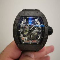 Richard Mille RM 030 Carbono 50mm Negro Árabes