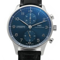 IWC Portuguese Chronograph IW3714-91 new