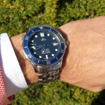 Omega 2531.80 Staal 2004 Seamaster Diver 300 M 41mm tweedehands
