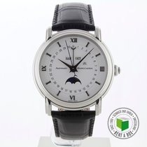 Maurice Lacroix Masterpiece Phases de Lune new 2006 Automatic Watch with original papers