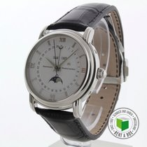 Maurice Lacroix Masterpiece Phases de Lune new 2006 Automatic Watch with original papers MP 6347