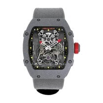 Richard Mille RM 027 RM27-01 Very good Plastic 38mm Manual winding