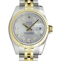 Rolex Lady-Datejust 179173 Ottimo 26mm