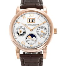 A. Lange & Söhne 310.032 Rose gold 2014 Langematik Perpetual 38.5mm pre-owned