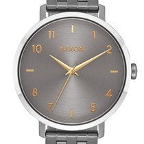 Nixon Steel 38mm Quartz A1090 2765 new