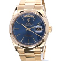 Rolex Day-Date 36 118208 2001 pre-owned