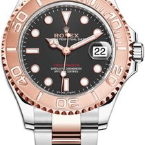 Rolex Yacht-Master 40 new 2021 Automatic Watch with original box and original papers 126621 Black