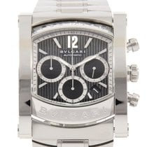 Bulgari Assioma AA48SCH/AA48BSSDCH/AT pre-owned