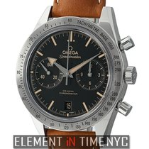 Omega Speedmaster '57 Steel 42mm Black United States of America, New York, New York
