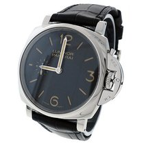 Panerai Luminor Due neu 42mm Stahl