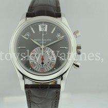 Patek Philippe Patek 5960P Platinum Annual Calendar Chronograph