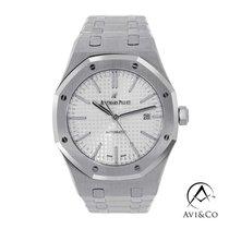 Audemars Piguet new Automatic 41mm Steel Sapphire crystal