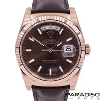 Rolex Day-Date Everose Chocolate - NEW