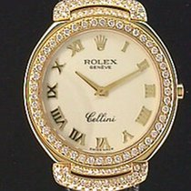 "Rolex Diamond ""Cellini""."