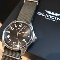 Glycine Combat 6 Automatic 3890.4 – 43mm Date Stainless Steel...