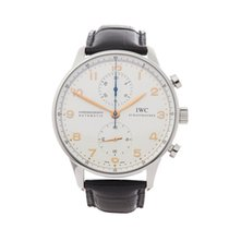 IWC Portuguese Chronograph Stainless Steel Gents IW371401 - W4732