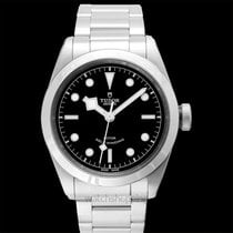 Tudor Heritage Black Bay 41 Black Steel 41mm - 79540