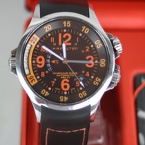 Hamilton Khaki Navy GMT XL Automatic H776650