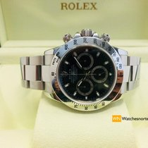 Rolex Daytona Steel NEW. Full . 2005