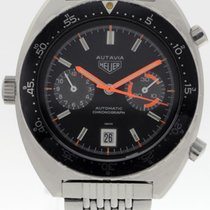 Heuer Autavia Orange Boy 11630