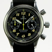 Omega Dynamic Chronograph Steel 38mm Black Arabic numerals United States of America, Florida, Miami