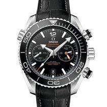 Omega Seamaster Planet Ocean Chronograph neu 45.5mm Stahl