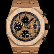 Audemars Piguet Royal Oak Offshore Chronograph usados 42mm Oro rosado