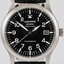Wempe Steel Automatic WM60 0001 pre-owned