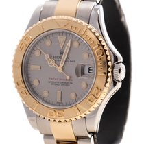 Rolex Yacht-Master 18 KA Gold & Steel Oyster Perpetual Date