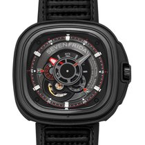 Sevenfriday P3-1 47mm Black United States of America, California, San Mateo