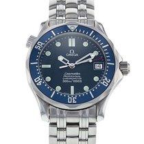 Omega 2551.80.00 Aço Seamaster Diver 300 M 36.2mm