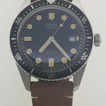 Oris Divers Sixty Five Steel 40mm Black No numerals United States of America, Alabama, Oranjestad