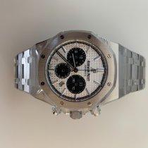 Audemars Piguet Royal Oak Chronograph neu 2018 Automatik Chronograph Uhr mit Original-Box und Original-Papieren 26331ST.OO.1220ST.03