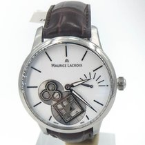 Maurice Lacroix Masterpiece MP7158-SS001-101-1 Very good Steel 43mm Manual winding United States of America, Illinois, BUFFALO GROVE