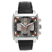 TAG Heuer Monaco Calibre 36 Steel 40.5mm Grey United States of America, Georgia, Atlanta