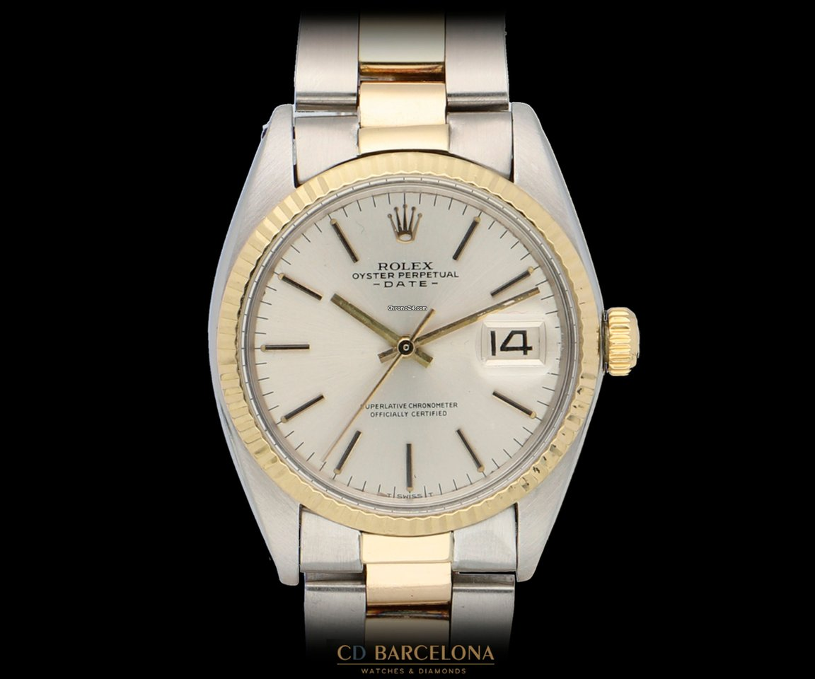 83ab0a462f87 Rolex Oyster Perpetual Date Top Condition (View 360º)