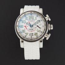 Graham Silverstone Steel 44mm White Arabic numerals United States of America, New Jersey, Princeton